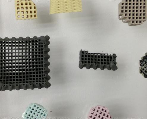 3D printed catayst slider image
