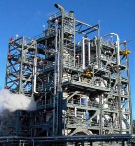 Fischer-Tropsch Synthesis factory poto